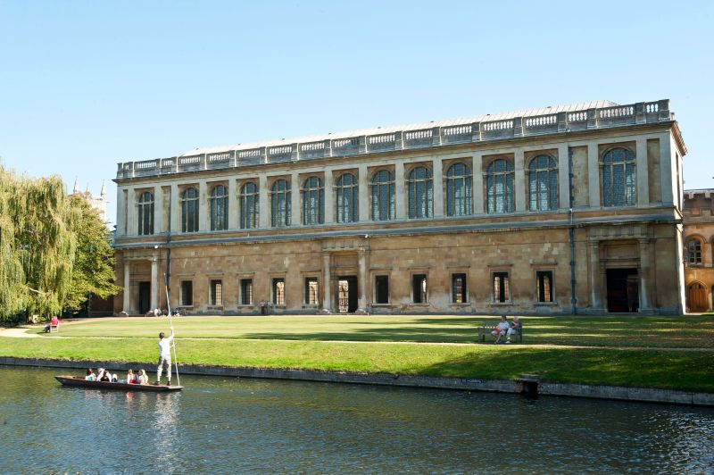 wren library cambridge